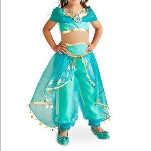 Disney Jasmine Outfit